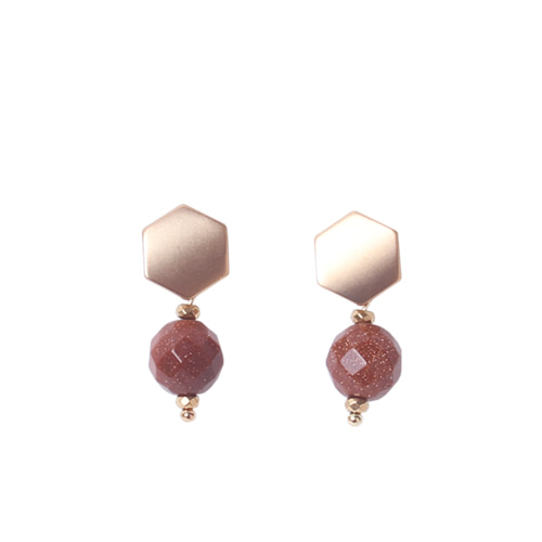 ACROBAT X ORI EARRINGS SIX