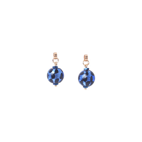 ACROBAT X ORI EARRINGS  BLU BENETIAN
